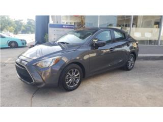 2018 TOYOTA YARIS IA, Toyota Puerto Rico