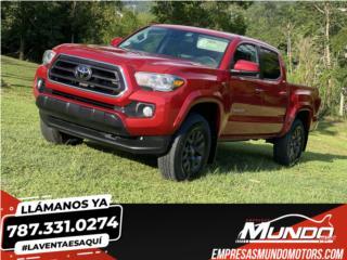 TOYOTA TACOMA 2020  SR5  **4X4**, Toyota Puerto Rico