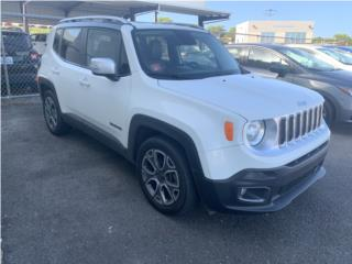 Jeep renegade limited 2016, Jeep Puerto Rico