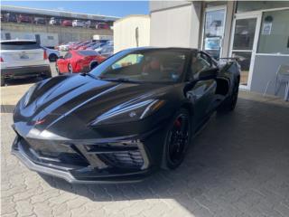 Corvette Z51 3LT 2020, Chevrolet Puerto Rico
