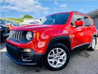 JEEP RENEGADE SPORT - 2016, Jeep Puerto Rico