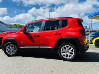 Jeep Renegade Latitude 2016, Jeep Puerto Rico