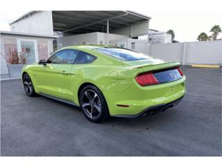 MUSTANG GT FAST BACK V8 5.0L, Ford Puerto Rico