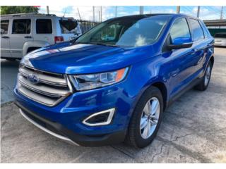 FORD EDGE SEL PANORAMIC ROOF 2018, Ford Puerto Rico