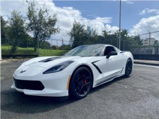 Corvette 2016, Chevrolet Puerto Rico