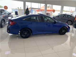 HONDA CIVIC SI 2020 std. azul, Honda Puerto Rico