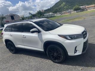 Toyota Highlander SE 2019, Toyota Puerto Rico