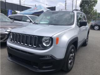 Jeep Renegade en Centro de Liquidacion, Jeep Puerto Rico