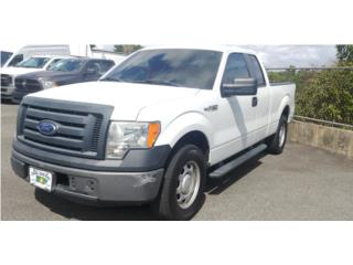 FORD F-150 CAB 1/2  2011, Ford Puerto Rico