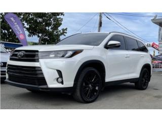 TOYOTA HIGHLANDER SE 2019 USADA CERTIFICADA , Toyota Puerto Rico
