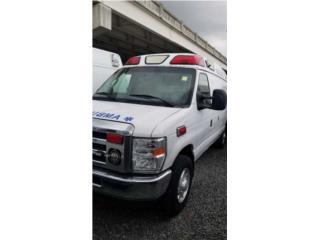 AMBULANCE 2012 FORD DEMERS GAS EN PR , Ford Puerto Rico