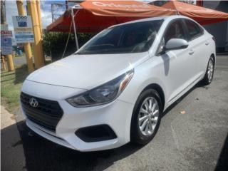 Hyundai Accent 2020 certificado garantía , Hyundai Puerto Rico