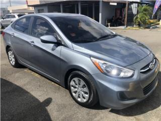 Hyundai Accent en liquidación de mes, Hyundai Puerto Rico