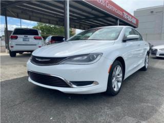 Chrysler 200 Limited 2016, Chrysler Puerto Rico