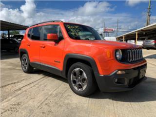 2015 JEEP RENEGADE (LATITUDE) STD IMPORTADA, Jeep Puerto Rico