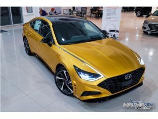 Ya esta aqui los 2021, Hyundai Puerto Rico