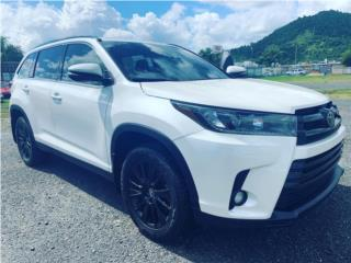 HIGHLANDER SE, Toyota Puerto Rico