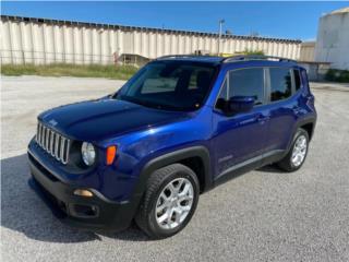 Jeep Renegade 2018 , Como Nueva , Jeep Puerto Rico