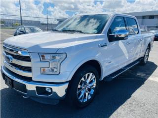 FORD F-150 LARIAT 2015, Ford Puerto Rico