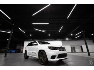 Grand Cherokee SRT Trackhawk 2018, Jeep Puerto Rico