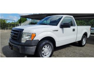 Ford 150 2010, Ford Puerto Rico