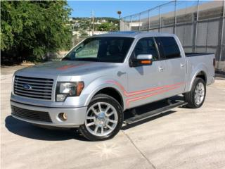 FORD F-150 HARLEY DAVIDSON 2011 ¡4X4!, Ford Puerto Rico