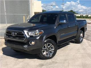 TOYOTA TACOMA LIMITED 2016 ¡4X4!, Toyota Puerto Rico