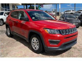 Jeep Compass Sport/Aros/Cam/Bluetooth, Jeep Puerto Rico