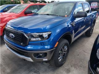 Ford Ranger 2020 XLT SPORT FX2 linghting blue, Ford Puerto Rico