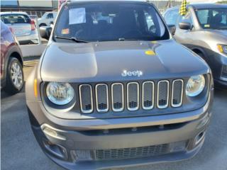 JEEP RENEGADE 2016, Jeep Puerto Rico