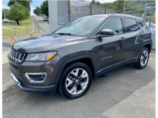 Jeep Compass Limited 2019, Jeep Puerto Rico