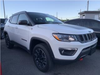 JEEP COMPASS TRAILHAWK 4X4 2019 IMPORTADA, Jeep Puerto Rico