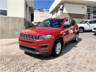 JEEP COMPASS SPORT #5071, Jeep Puerto Rico