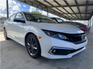 HONDA CIVIC EX TURBO 2019 IMPORTADO , Honda Puerto Rico