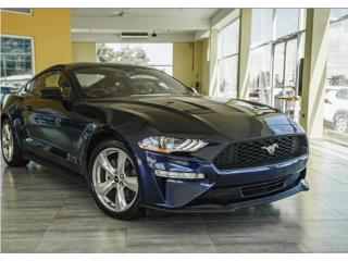 FORD MUSTANG ECO PREMIUM 2019, Ford Puerto Rico
