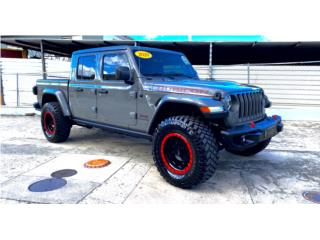 Jeep Gladiator Rubicon | 2020 | Custom , Jeep Puerto Rico