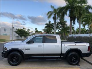 Ram Rebel 4x4 2018, RAM Puerto Rico