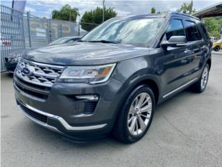 Ford Explorer Limited 2019, Ford Puerto Rico
