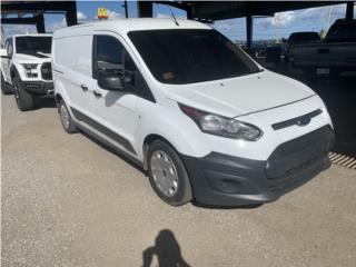 Ford transit 2017, Ford Puerto Rico
