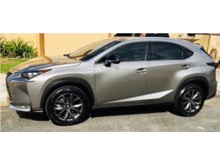 LEXUS NX 2015, Lexus Puerto Rico