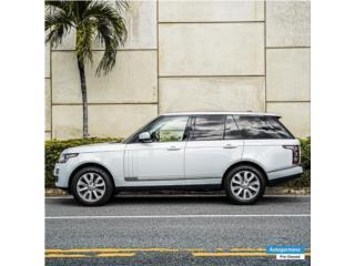 Range Rover HSE 2014, LandRover Puerto Rico