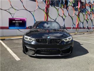 BMW M3 2018!!!! | 9k millas|Front lip Spoiler, BMW Puerto Rico