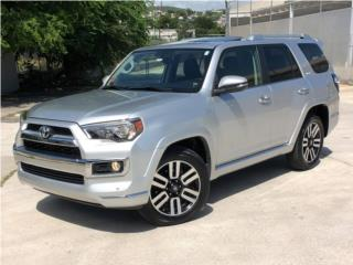 TOYOTA 4 RUNNER LIMITED 2019 ¡FAMILIAR!, Toyota Puerto Rico
