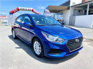 2020 Hyundai Accent Pago desde $299, Hyundai Puerto Rico