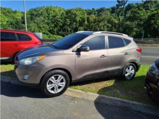 Hyundai Tucson full label recien importada, Hyundai Puerto Rico