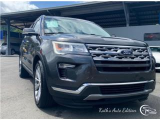 Ford Explorer Limited , Ford Puerto Rico