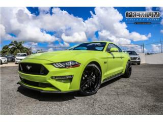 Ford Mustag 2020, Ford Puerto Rico