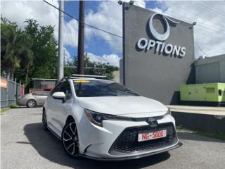 Toyota Corolla Le 2020, Toyota Puerto Rico