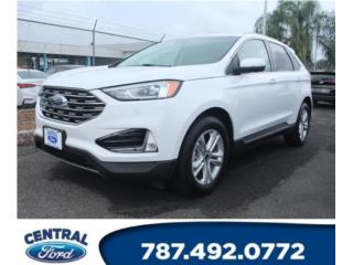 FORD EDGE SEL 2020 , Ford Puerto Rico