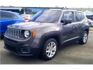 2016 JEEP RENEGADE LATITUDE 299.MENS, Jeep Puerto Rico